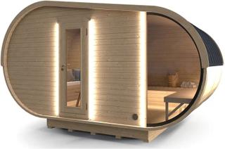 Nordkapp NU Oval Sauna Nordkapp DROPPE