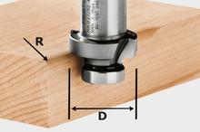Festool HW R2-OFK 500 Avrundningsfräs