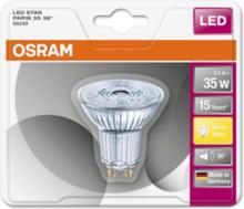 OSRAM LED Star PAR16 3,3W/827 GU10