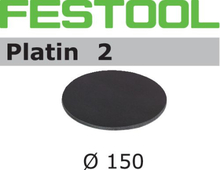 Festool STF PL2 Slippapper 150mm, 15-pack S500