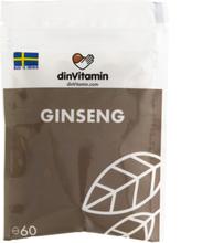 Ginseng 60-pack