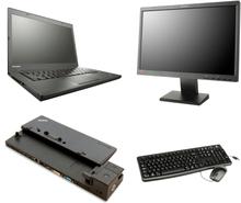 Lenovo ThinkPad T440 Kontorpakke
