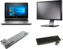 HP EliteBook 820 G3 Kontorpakke
