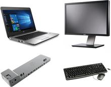 HP EliteBook 840 G4 Kontorpakke