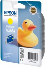 Epson Epson T0554 Blekkpatron gul, 290 sider