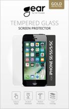 GEAR Härdat Glas iPhone 5/5S/5C/SE