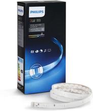 Philips Hue LED-strip+ Vit/färg Förlängning 1m