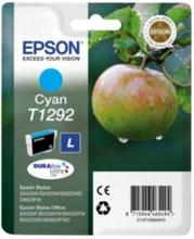 Epson Epson T1292 Blekkpatron cyan, 7 ml