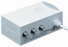 Triax Netdel IFP 502 til antenneforstærker 2 udgange 12VDC , 85 mA , frekvensområde 47-862 MHz