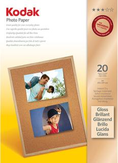 KODAK Fotopapper A4 20-pack