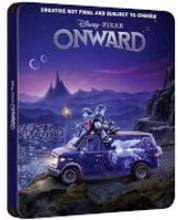 Onward - Zavvi Exclusive 4K Ultra HD Steelbook (Includes 2D Blu-ray)