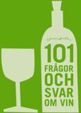 Dolk Jens;101 Frågor Och Svar Om Vin