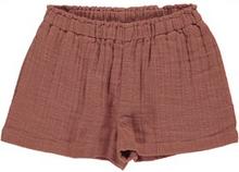 Pala Shorts Muslin Dusty Brick (Storlek: 4Y/104)