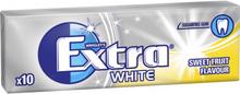 """Tuggummin """"White Fruit"""" 14g - 49% rabatt"""