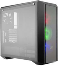 MasterBox Pro 5 RGB - Chassi - Miditower - Svart