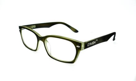 Cavok Läsglasögon med grad A lins 1.5, Grön