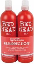Tigi Bed Head Resurrection Tween Duo 2 x 750 ml