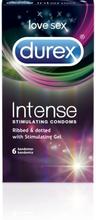 Durex Intense Kondomer 6st