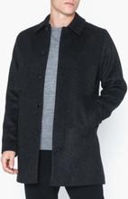 Samsøe Samsøe Kenpo x coat 4011 Takit Dark Grey Melange