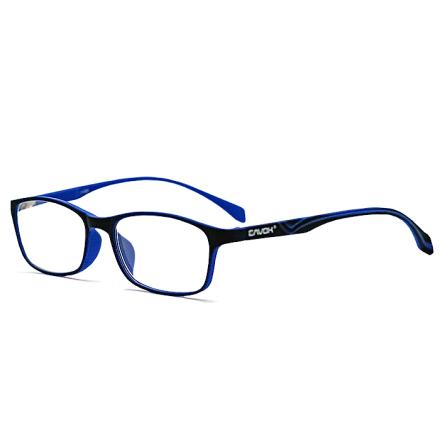 Cavok Läsglasögon med grad A lins 1.00, Svart Blå