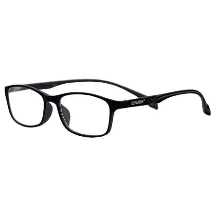 Cavok Läsglasögon med grad A lins 1.00, Svart Grå