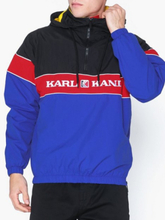 Karl Kani KK Retro Block Windbreaker Takit Multicolor