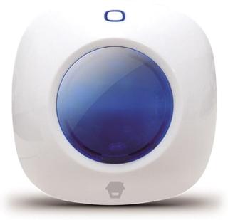 Smanos SS1005, siren för inomhusbruk Smanos larmsystem, vit_blå