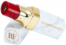 Richmond & Finch Lipstick Powerbank, inkl. Lightning, micro-USB & USB-C kabel