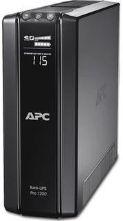 APC Back-UPS, Line-interactive UPS - 1.20 kVA_720W Tower