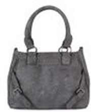 Fritzi aus Preußen Damen Tasche Elvira 2D Onyx (dunkelgrau anthrazit)