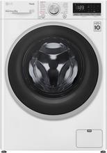 LG K4WV408S1W Vaskemaskine - Hvid