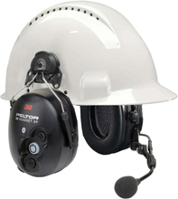 3M Peltor WS Headset XP Hörselskydd med hjälmfäste