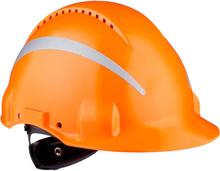 3M Peltor G3000 Skyddshjälm med reflexer Orange