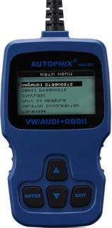 Felkodsläsare VAG Audi VW Skoda Seat - Autophix V007