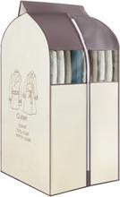 3 Farben Vliesstoff Hängende Kleidung Aufbewahrungstasche Anti-Schmutz-Kleidungsschutz