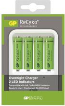 GP Batteries ReCyko 420 Batteriladdare