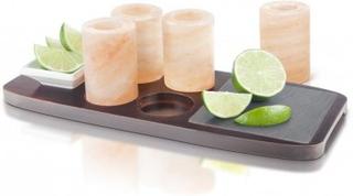 Final Touch Tequila serveringsset 7 delar