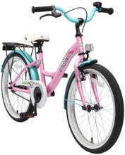 bikestar Lasten polkupyörä Premium 20 Classic pink - roosa/pinkki