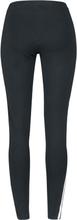 Adidas - Trefoil Tight -Leggings - svart, hvit