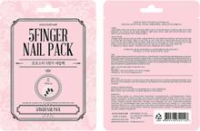 Köp KOCOSTAR 5 Finger Nail Pack, Kocostar Nagelvård fraktfritt