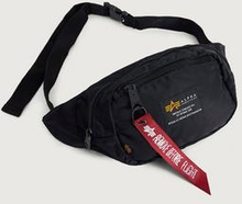 Alpha Industries Väska Crew Waist Bag Svart