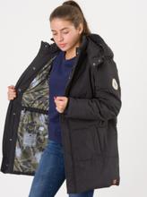 Scotch & Soda, Padded jacket oversized, Musta, Takit / Fleecet / Liivit till Tytöt, 10 vuotta