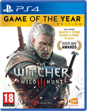 The Witcher III (3): Wild Hunt (Game of The Year Edition) /PlayStation 4