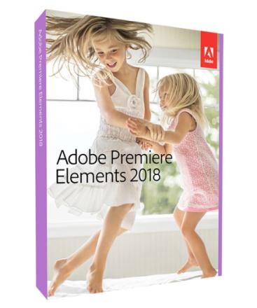 Adobe Premiere Elements 2018 - | PC/Mac |