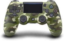 New Sony Dualshock 4 Controller v2 - Green Camo /PlayStation 4