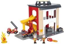 WORLD Fire Station
