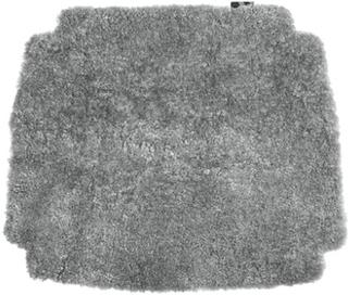 Skandilock Seat Y Fårskinnsdyna till Y-stolen CH24 - Scand Grey