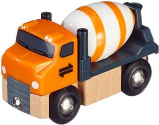 BRIO33556 BRIO® World Cementlastbil till Järnväg
