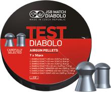 JSB Exact Test 4,5mm, 7 X 50 st