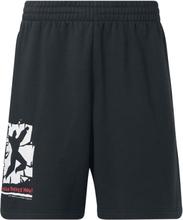 Reebok - Human Rights Now Shorts -Shorts - svart